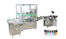 Enamel Filling and Plugging And Capping Machine