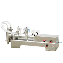 Double Heads Liquid Filling Machine