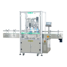 Automatic Locking Cap Machine