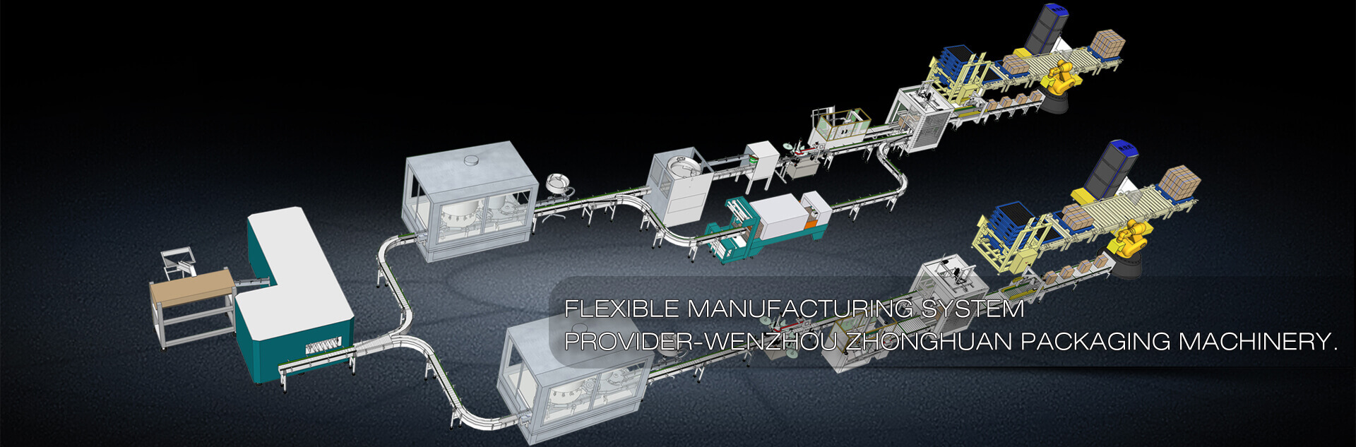 Wenzhou Zhonghuan Packaging Machinery Co., Ltd