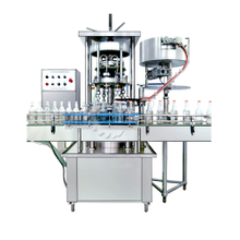 Fully Automatic Six Heads Screw Thread Cap Capping Machine