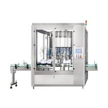 Rotary weight filling machine